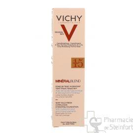 VICHY Fond de teint MINERALBLEND 15 TERRA 30ML