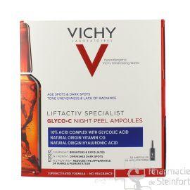 VICHY LIFTACTIV SPECIALIST GLYCO-C Peeling Nuit 10 ampoules