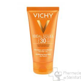 VICHY CAPITAL SOLEIL SPF30 CREME VISAGE DRYTOUCH  50ML