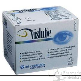 VISLUBE 60x 0,3 ML