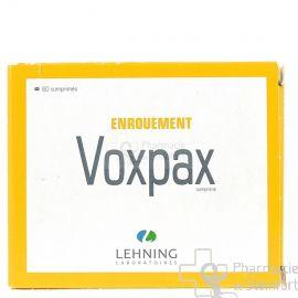 VOXPAX ENROUEMENT COMPLEXE 67 LEHNING  60 COMPRIMES