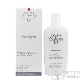 WIDMER REMEDERM HUILE DOUCHE 200 ML