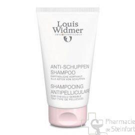 WIDMER SHAMPOO ANTIPELLICULAIRE sans parfum 150 ML