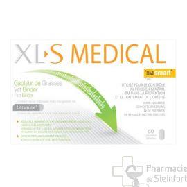 XLS MEDICAL CAPTEUR GRAISSES 60 COMPRIMES