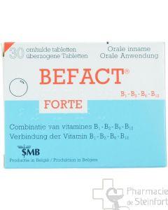 BEFACT FORTE B1 B2 B6 B12 30 DRAGEES