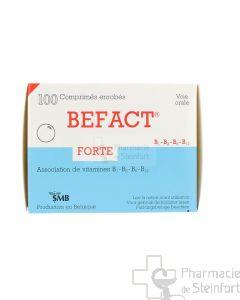 BEFACT FORTE B1 B2 B6 B12 100 DRAGEES
