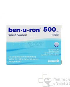 BENURON 500 MG 20 COMPRIMES