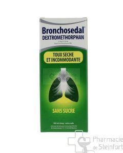 BRONCHOSEDAL DEXTROMETHORPHAN SIROP 200 ML