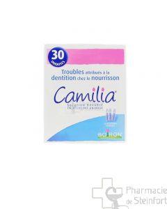 CAMILIA SOLUTION BUVABLE TROUBLES DENTITION BEBE 30 FLACONS UNIDOSES