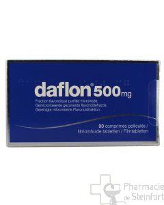 DAFLON 500 MG 90 COMPRIMES