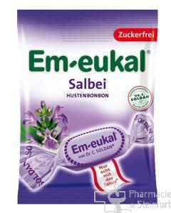 EM EUKAL hustenbonbon zuckerfrei SALBEI  75 G