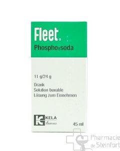 CLEEN FLEET PHOSPHO-SODA SOLUTION 45 ML
