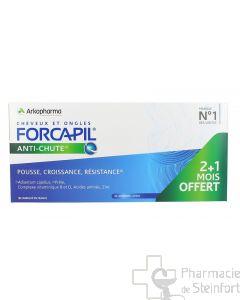 FORCAPIL ANTI-CHUTE 3X 30 COMPRIMES