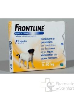 Combo beim was kostet tierarzt frontline Frontline Combo