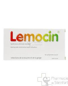 LEMOCIN 50 PASTILLES