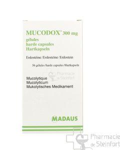 MUCODOX 300 MG 56 CAPSULES