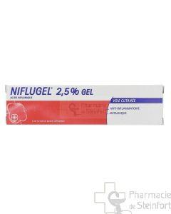 NIFLUGEL 2,5% GEL 60 G