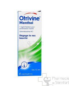 OTRIVINE OTRIVEN MENTHOL 0,1% MICRODOSEUR 10 ML