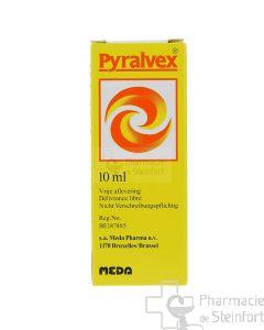PYRALVEX GOUTTES 10 ML