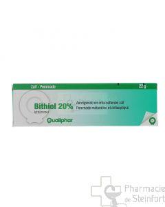 BITHIOL 20% QUALIPHAR POMMADE 22 G