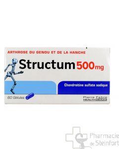 STRUCTUM 500 MG 60 CAPSULES