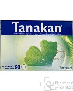 TANAKAN 40 MG 90 Comprimés