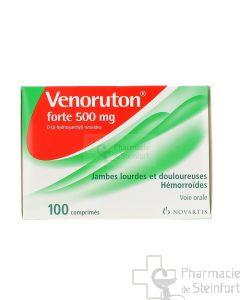 VENORUTON FORTE 500 MG 100 COMPRIMES