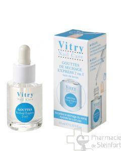 VITRY GOUTTES SECHAGE EXPRESS 2EN1 10 ML