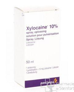 XYLOCAINE SPRAY 10% 1 FLACON 50ML